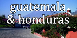 solo guide to guatemala and honduras