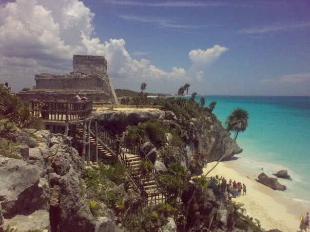 Traveling to cancun alone