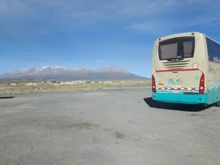 Du lịch bằng xe buýt an toàn Argentina