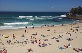 brasil beach vacation