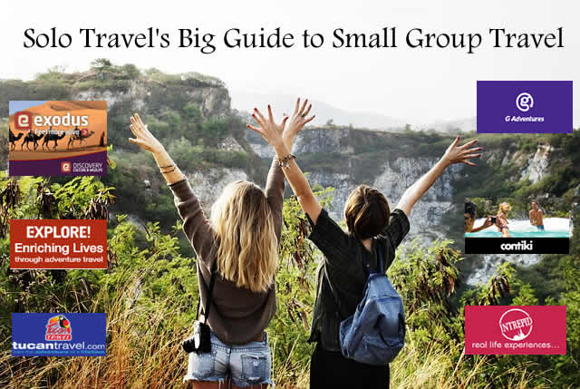 small group travel