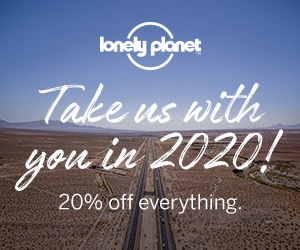 lonely planet voucher code