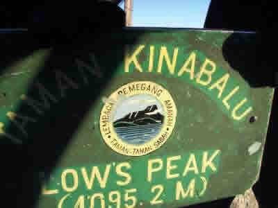 mount kinabalu summit climb